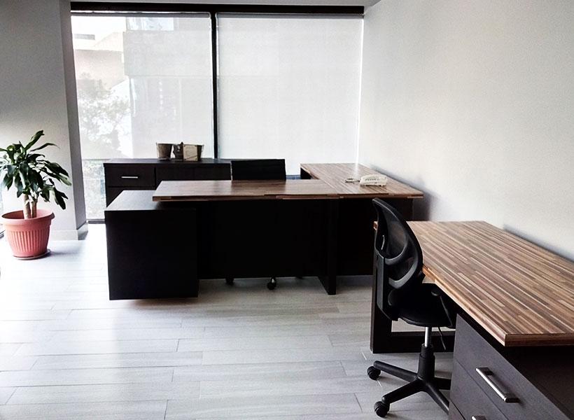 Cinco ventajas de la renta de oficinas amuebladas DF
